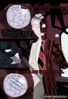Dark Knight Cronicles: Twoface by toongrowner