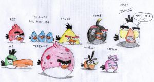 angry birds names by maestrox545