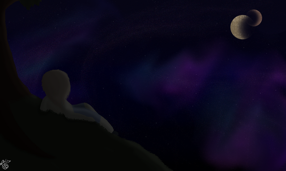 The Stars And The Hill by shannonoakley