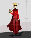 Dave Strider by snowy64