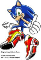 Sonic_3D_My_Style by CarmenSegado