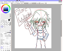 Zorc Wanted :WIP: by Uxiethecat