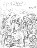 EMPOWERED 4 cover rough 3 by AdamWarren