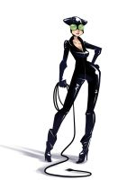 catwoman by stivo59