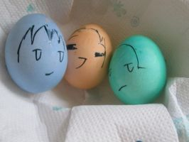 Axis eggs. by XEPICTACOSx