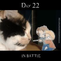 30 day OTP Challenge Feat. Winchesters: Day 22 by KamiDiox