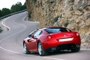 Ferrari 599 HGTE Back by TheCarloos