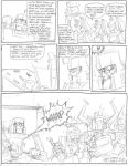 Decepticon Board Meeting pt.9 by EnvySkort