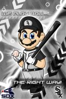 We Play Ball - White Sox by aka-Best