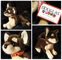 Douglas Small Floppy Dogs - Paco Chihuahua by The-Toy-Chest