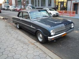 1963 Ford Falcon II by Brooklyn47