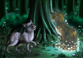 Jaypaw's Destiny by RainbowRose912