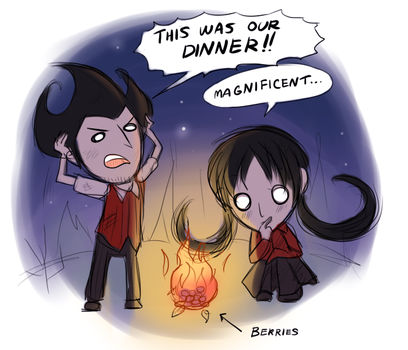Don't starve together by keterok