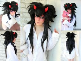 Arda's Iron Wig Contest - Final Round Entry 3 of 3 by xHee-Heex