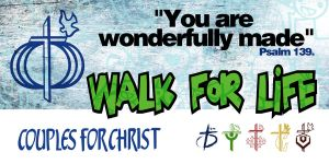 Walk for Life Banner by eggay
