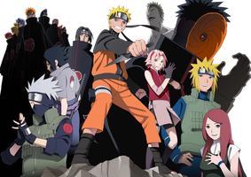 Naruto: Road To Ninja by xUzumaki