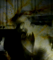 Zombie--Layers Practice by lucidflux