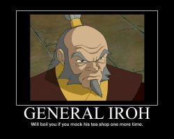 General Iroh by Shire-Folk