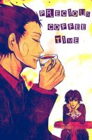 Coffee time by pinchassgirl
