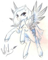 Commission - Wild Sketch by x-CrystalRose-x