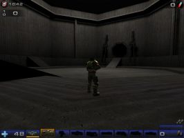Unreal 2004 level: WIP by inertiafx