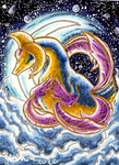 ACEO - Divine Beauty by ShadeofShinon