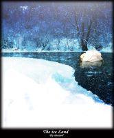 The ice Land by asel-stock