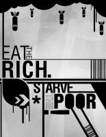 Eat The Rich by EvasiveMedia