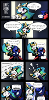 Luna's Gaming Time by TheRandomJoyrider