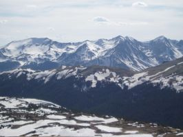 Rocky Mountains by narniamushroom02