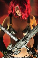 Geek and Sexy - Red Sonja by Morganita86