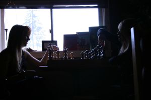 Check Mate by Wing0Eater