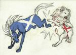 Don't mess with the Scots! by Snashyle