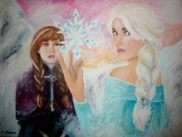 Frozen by bachel60