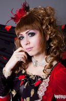 Hizaki grace project 2 by Mana-himeI