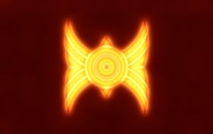 Infernal Wingy Thing by LordShenlong