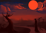 Bloodmoon2014 by spacerogue