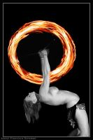 Fire Dancer - Perfect Circle by Illahie