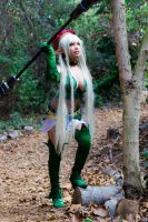 Queen's Blade Cosplay by 8bitsilver