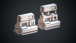 Camera (Highpoly) (Scraps) by Littlenorwegians