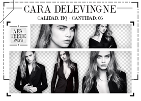 +Cara Delevingne // Photopack Png 53. by AestheticPngs