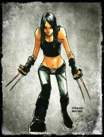 X-23 Laura Kinney by BenComics