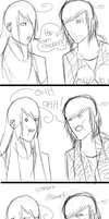 A silly poorly drawn comic. by OMGnoewai