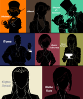 Detective Conan Ipods 10 by Mosflow