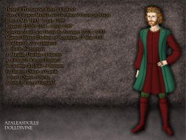 Henry II King of England 1154-1189 by TFfan234