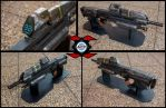 HALO Reach MA37 ICWS by ArmorCorpCustoms