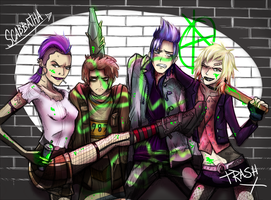 Trash/ Scabbatha~ by La-maldita