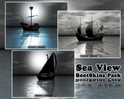 Sea View BootSkins Pack by klen70