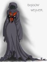 Redesign: Shadow Weaver by persephohi