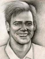 jim carrey by onpumi